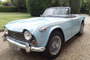 1968 Triumph TR5 Photo