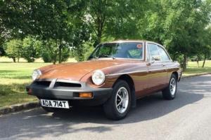 1979 MG B GT