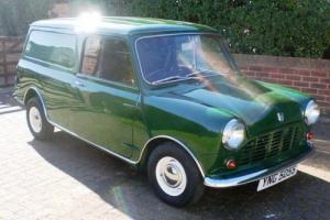 1978 Leyland Mini 1000 Van