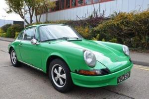 1971 Porsche 911T Restoration