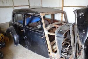 1934 Bentley 3½-Litre Saloon Body