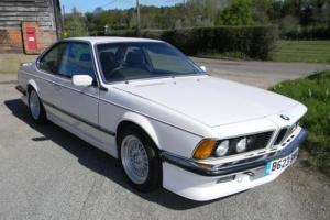 1985 BMW M 635CSi