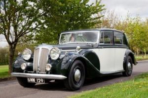 1950 Daimler DE36 Touring Limousine by Freestone & Webb