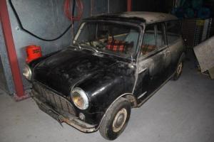 1963 Morris Mini Minor