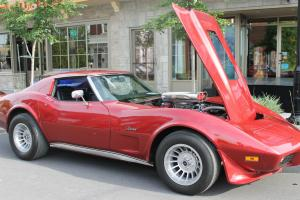 Chevrolet : Corvette Stingray Coupe 2-Door Photo