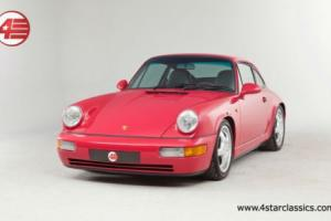 FOR SALE: Porsche 911 964 Carrera RS 3.6 1992