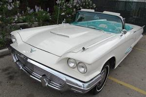 Ford : Thunderbird NO RESERVE