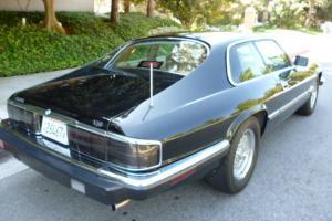 Jaguar XJS  1993 Coupe 2 door 4.0L original california car, Photo
