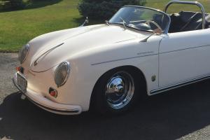 Porsche : 356 Speedster
