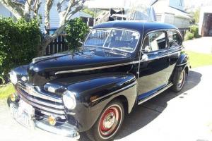 1946 Ford Tudor Super Deluxe