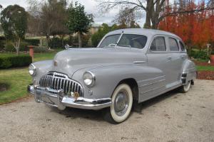 Buick Sedan 1946 Model in NSW