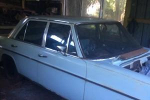 12 1972 Mercedes Benz 220 Sedan in Childers, QLD