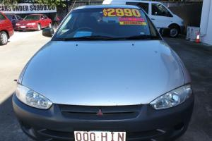 Mitsubishi Mirage 2003 3D Hatchback Automatic Current RWC AND Rego Till Sept in Little Mountain, QLD