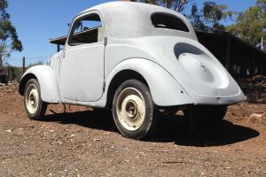 Fiat Topolino 1937 Original A Model Restore Drag CAR Hemi Gasser Altered in VIC