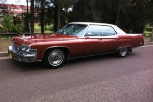 Buick Electra 225 Sedan Very Original 455 BIG Block 10 Months Rego Daily Driver in Matraville, NSW