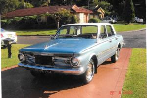 Chrysler Valiant 1966 4D Sedan Automatic 3 7L Carb 5 Seats