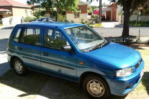 Mazda 121 Metro Shades 1997 5D Hatchback Manual 1 3L Electronic F INJ in SA