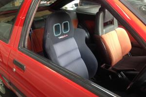 1984 Toyota Sprinter Trueno AE86 GTV Coupe 4AGE Sunroof Aircon POP UP Headlight