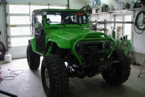 Toyota : Land Cruiser 4x4 modified