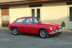 1969 MG C GT