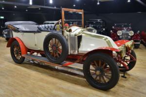 1912 Renault CC 3 1/2 Litre Tourer Photo
