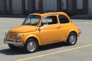 Fiat : 500 500l Photo