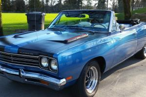 Plymouth : Road Runner Roadrunner Convertible