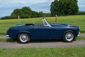 1965(C) AUSTIN HEALEY SPRITE 1098cc,lovely characterful little car,really solid.