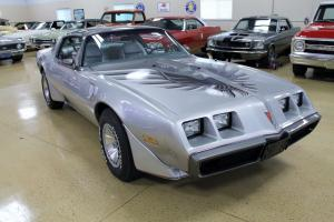 Pontiac : Trans Am 10th Anniversary Silver Leather