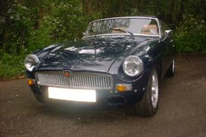 MGB ROADSTER 1969 BUILT AND PAINTED TO YOUR SPEC