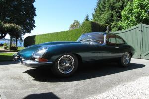 Jaguar : E-Type Series 1