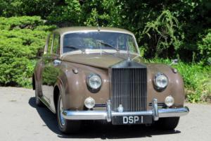 1959 Rolls-Royce Silver Cloud I SKG1 Photo