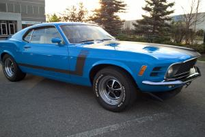Ford : Mustang BOSS 302 G CODE