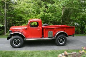 Dodge : Power Wagon WDX
