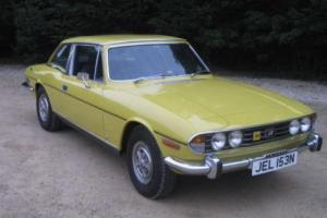 TRIUMPH STAG 3.0 V8 MANUAL O/D, HARD TOP, NOT BARN FIND, Photo