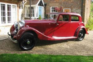 Bentley 3.5 litre Park Ward