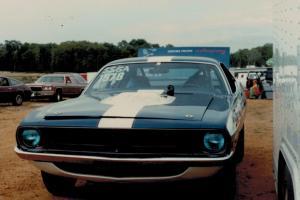 Plymouth : Barracuda 440