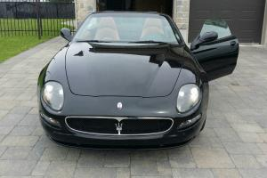 Maserati : Spyder F1 NAV