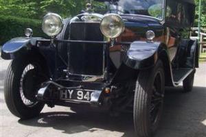 1933 Sunbeam 16.9 Tourer
