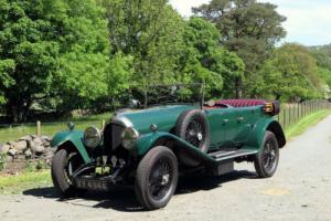 1925 Bentley 3ltr Gurney Nutting Tourer 915