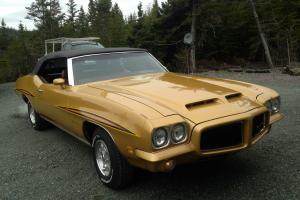 Pontiac : GTO Convertible