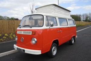 VW T2 devon Bay Window campervan Original Interior - THE ONE TO HAVE - 1973