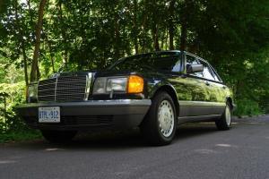 Mercedes-Benz : 400-Series 420SEL