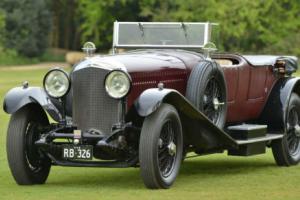 1931 Bentley 8.0 Litre Vanden Plas Style Tourer Photo