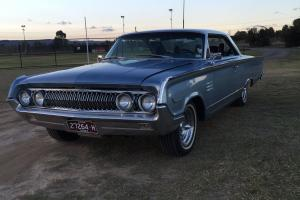 1964 Mercury Marauder Similiar TO Ford Galaxie