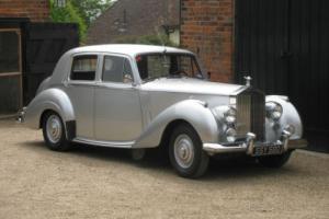 1953 Rolls-Royce Silver Dawn LHD
