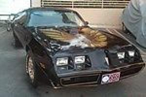 1979 Smokey AND THE Bandit Look Pontiac Trans AM V8 4 Speed Manual Firebird in VIC