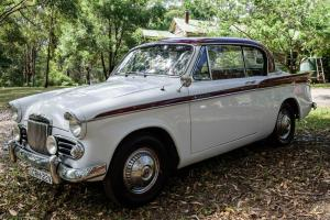 1958 Sunbeam Rapier Series II Sports Saloon Hillman in NSW