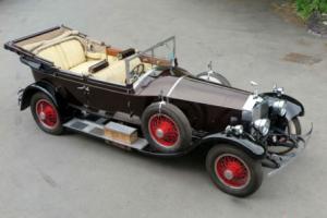 1926 Rolls-Royce Phantom I Cabriolet de Ville 27TC