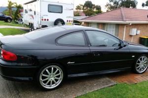 Holden Monaro VX 2003